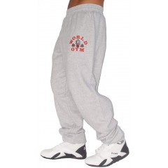 World Gym workout sweatpants